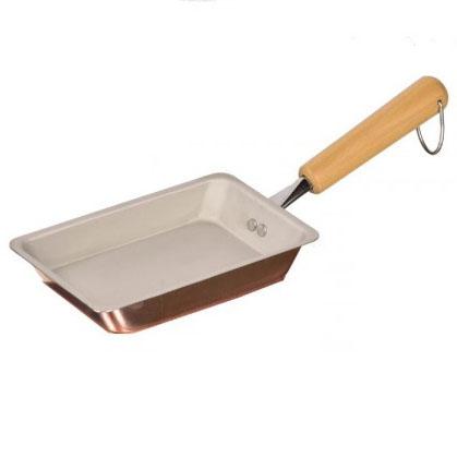 パール金属 HB-1377 銅職人 お弁当用玉子焼