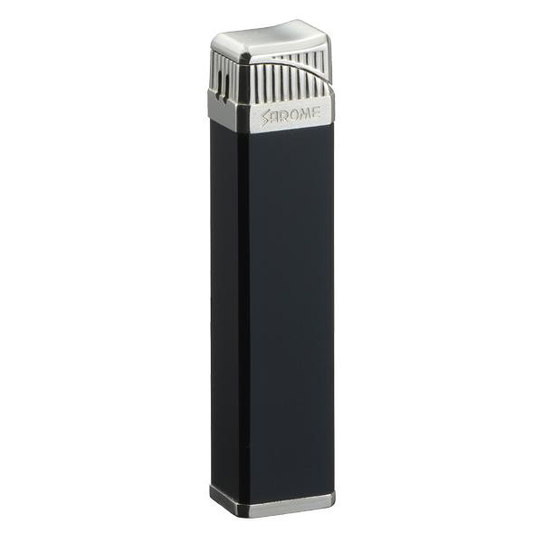 SAROME TOKYO SK164 Series 電子ライター SK164-06・ブラック/シルバー