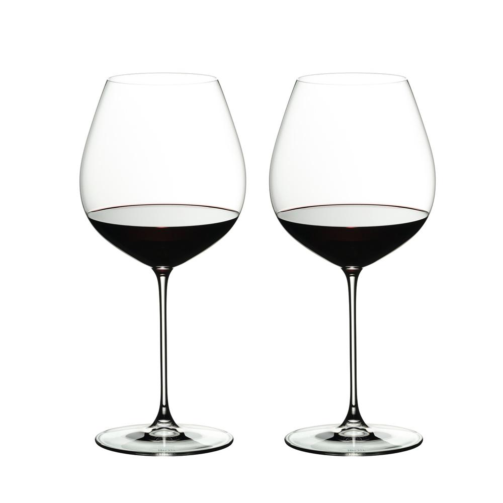リーデル ヴェリタス オールドワールド・ピノ ワイングラス 6449/7 (705cc) 2脚箱入 664