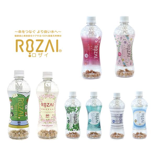 ROZAI(ロザイ)繰り返し使える大切なペットに嬉しい水 国産天然素材 ミネラル成分 珪藻土