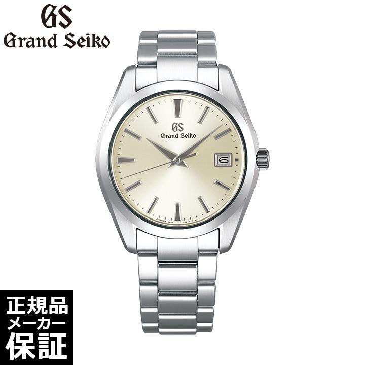 [ノベルティプレゼント] [正規品] グランドセイコー キャリバー9F82 クォーツ ステンレス SBGV221 メンズ 腕時計 GRAND SEIKO セイコー [60回無金利可]