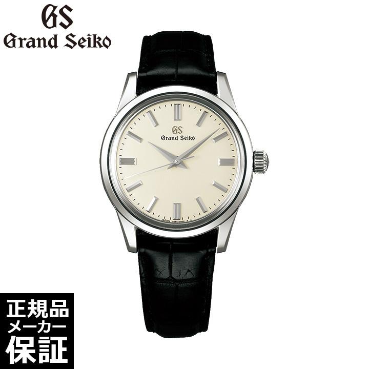 [60回無金利ローン可] [ポイント10倍] [メーカー正規店3年保証] グランドセイコー キャリバー9S64 レザー 手巻 メカニカル SBGW231 メンズ 腕時計 GRAND SEIKO セイコー