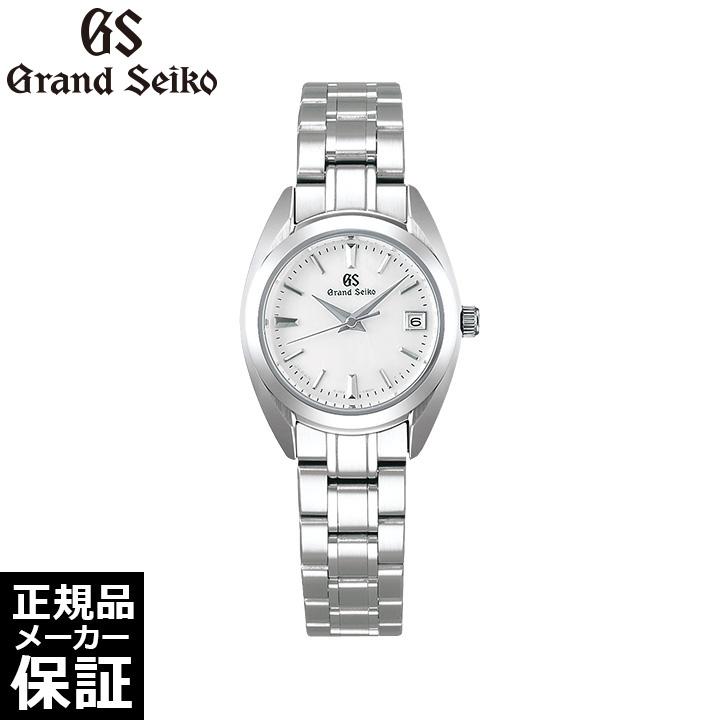 [ノベルティプレゼント] [正規品] グランドセイコー キャリバー4J52 ステンレス クォーツ STGF275 レディース 腕時計 GRAND SEIKO セイコー [60回無金利可]
