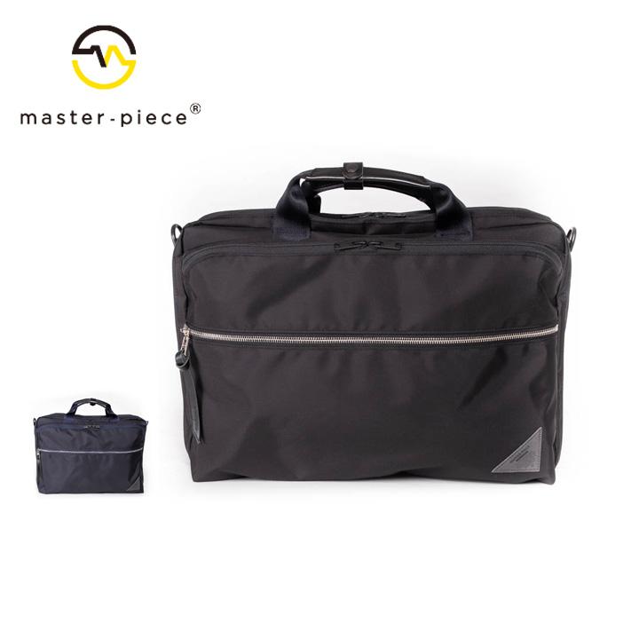[正規品] MASTER PIECE マスターピース Various 3WAYバッグ バッグ ショルダー 24210 ナイロン 牛革 カジュアル ビジネス メンズ 店舗 日本製 新品 プレゼント 新品