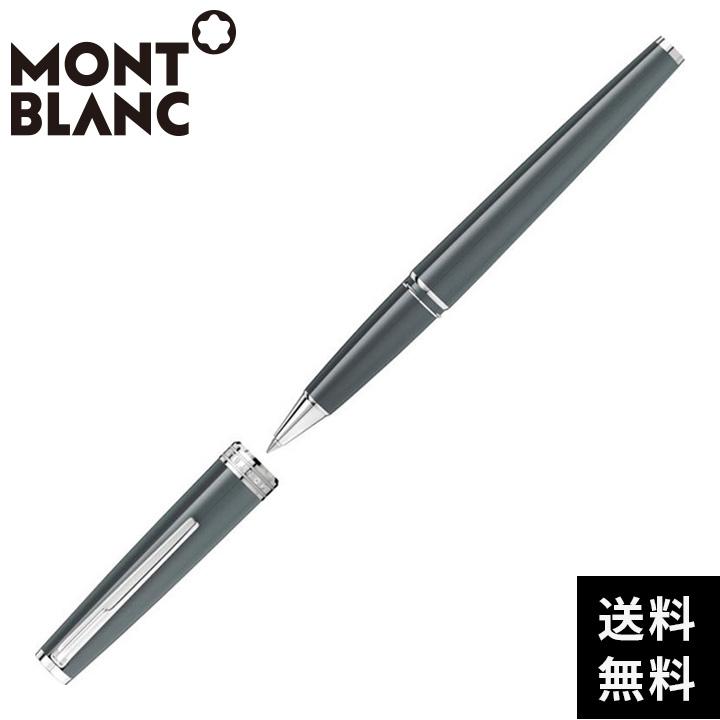 モンブラン PIX グレー ローラーボール ボールペン 116577 MONTBLANC