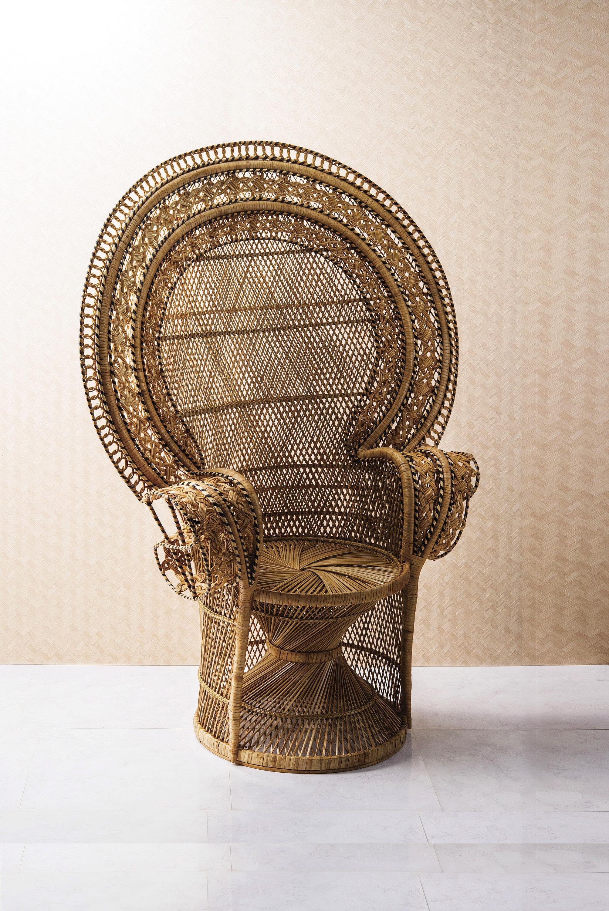 今季一番 家具 エマニュエルチェア天然素材 ハンドメイド エマニュエル 籐 ラタン 家具 インテリア 大きい 椅子 いす チェア アジアン エスニック リゾート, 栗東市 f02d52da