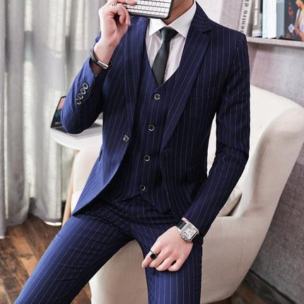 スーツ メンズ おしゃれ オシャレ ビジネス 2点セット フォーマル 結婚式 チェック カジュアルスーツ 細身 通勤 かっこいい 2195