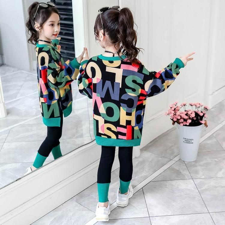 数量限定 残りわずか 在庫切れの可能性あり 小学生 女の子 セーター ニット 春 子ども 子供服 おしゃれ 日本未発売 3169 キッズ 出荷 ジュニア 通学 秋