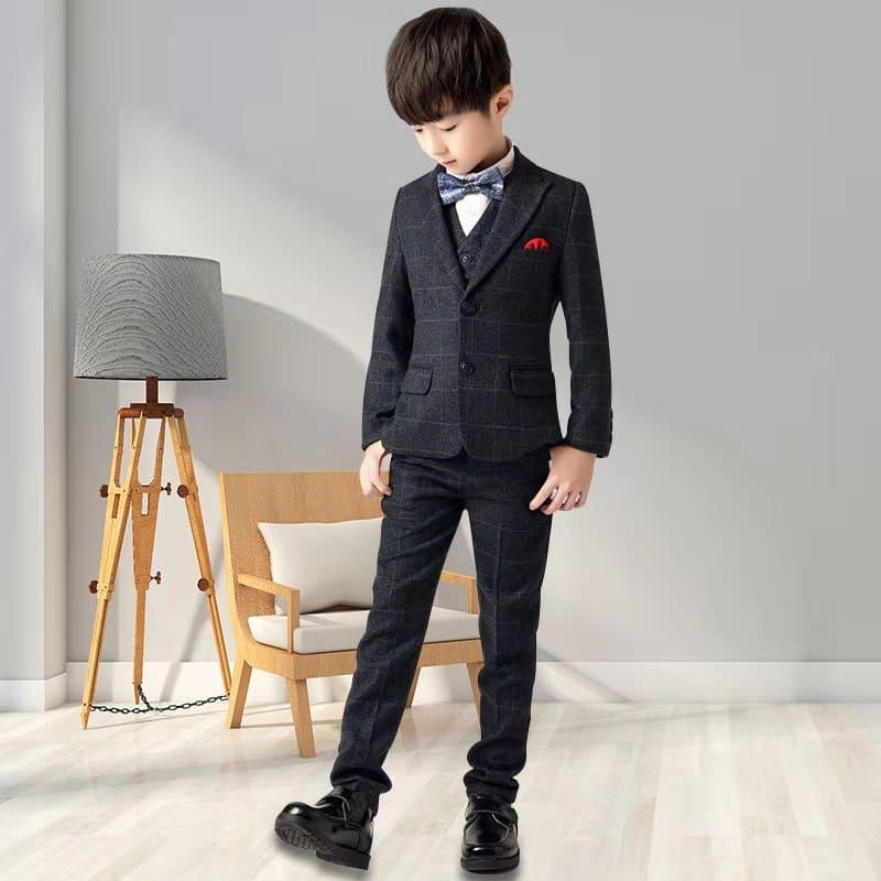 小学校 卒業式 卒園式 入学式 入園式 スーツ 男子 フォーマル 男の子 子供 スーツ 子供服 七五三 結婚式 発表会 男の子 4411