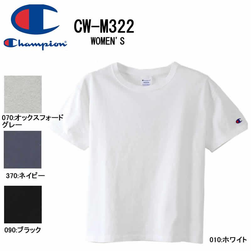 6ae2335d2228 Champion champion CW-M322 women crew neck T-shirt 18SS short sleeves Lady's  t ...