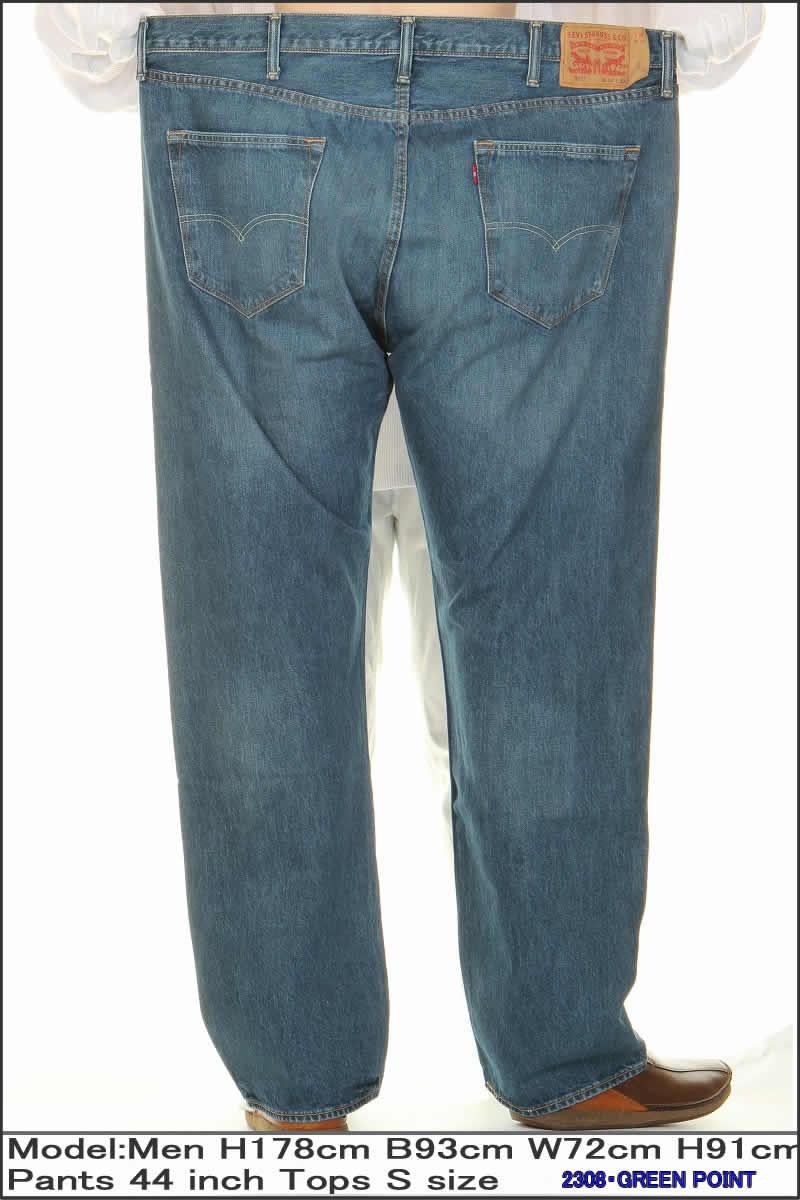 ... Levi's 501 00501-2308 Irregular Original Fit Levis 501 Levis original fitting straight button fried ...