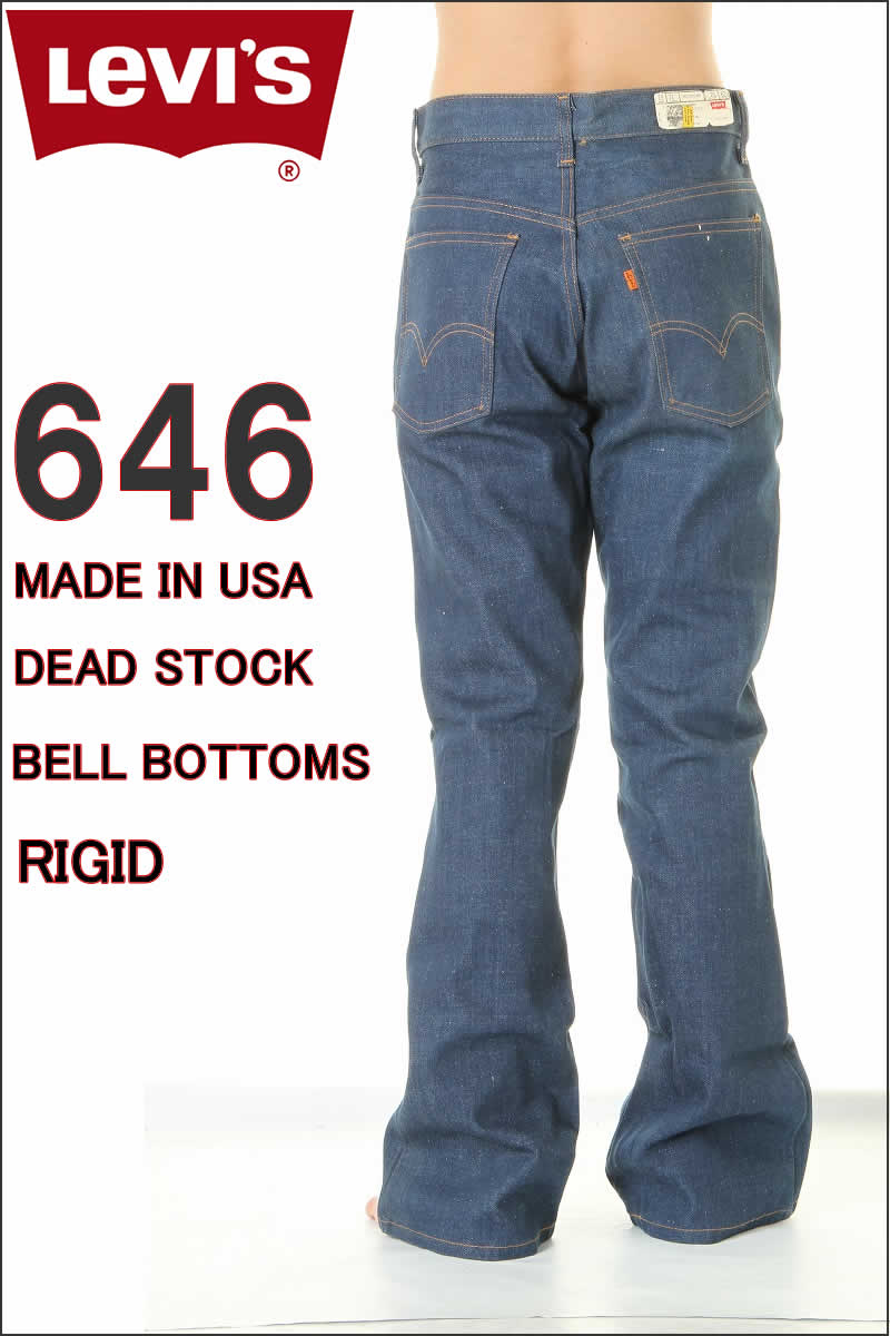 threelove | Rakuten Global Market: LEVI's MADE IN USA BELL BOTTOMS ...