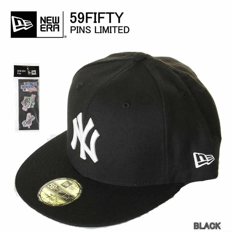a751e1087f6bc NEW ERA PINS NY 11322627 new era 59 FIFTY CAP New York Yankees caps with  pin badge NEWERA