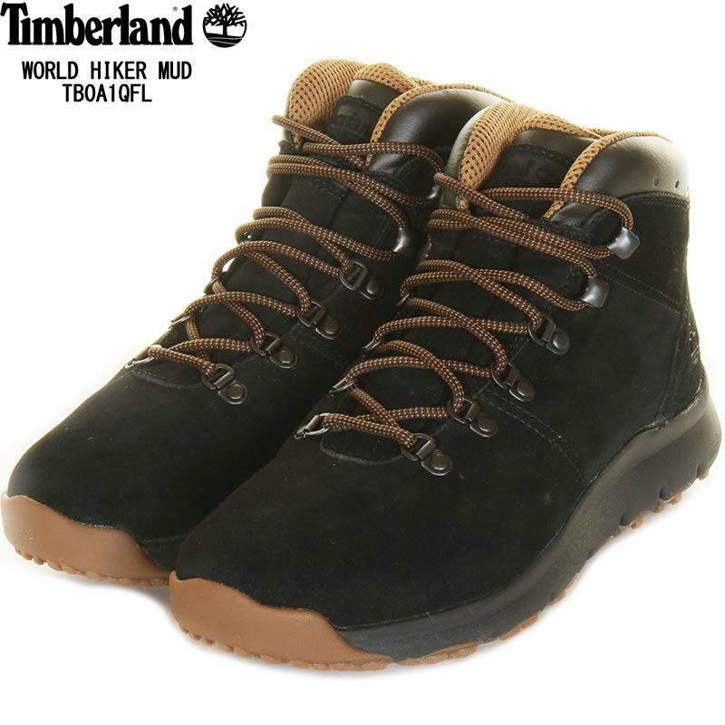 6698afb6025 Timberland Timberland TB0A1QFL world hiker mid boots WORLD HIKER MID A1QFL  black men boots