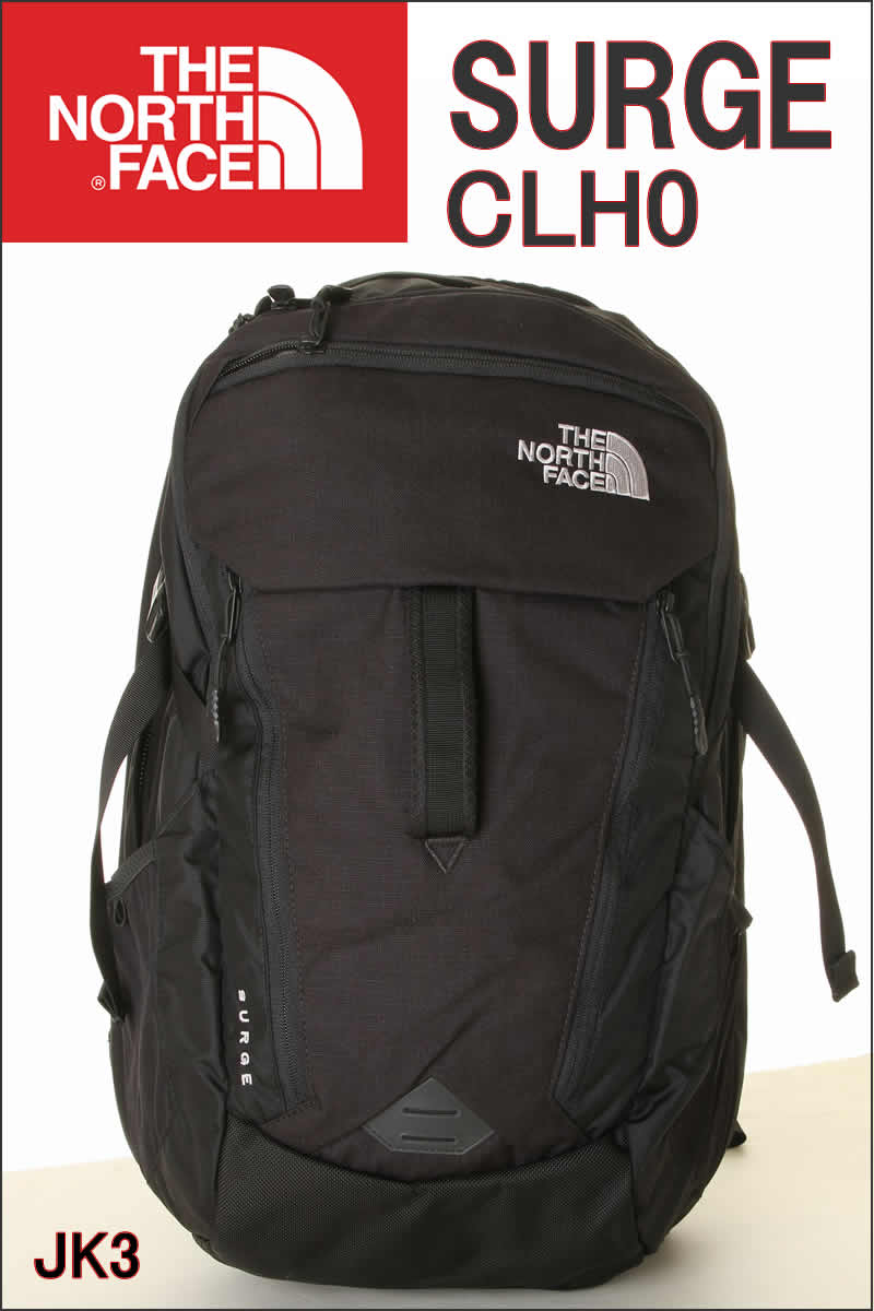 THE NORTH FACE the north face USA limited edition model Luc SURGE CLH0 JK3  BACK PACK back surge Backpack Rucksack the north face bag c1d913c8fbd0