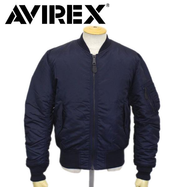 正規取扱店 AVIREX (アヴィレックス) MA-1 COMMERCIAL (エムエーワン コマーシャル フライトジャケット) 86-ROYAL