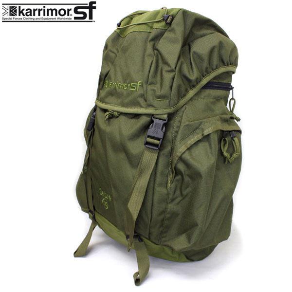 正規取扱店 karrimor SF(カリマースペシャルフォース) SABRE 35(セイバー35 リュックサック) OLIVE KM018