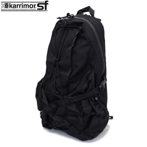 正規取扱店 karrimor SF(カリマースペシャルフォース) SABER DELTA 35(セイバーデルタ35 リュックサック) BLACK KM025