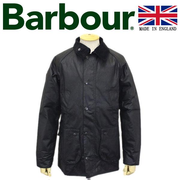 正規取扱店 BARBOUR (バブアー バブワー) 38756-009 BEDALE SL (ビデイル SL) オイルド ジャケット BLACK BBR001
