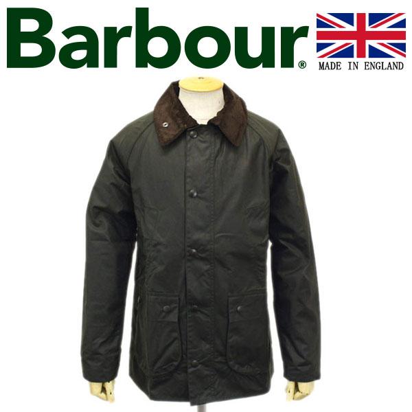 正規取扱店 BARBOUR (バブアー バブワー) 38756-073 BEDALE SL (ビデイル SL) オイルド ジャケット SAGE BBR002