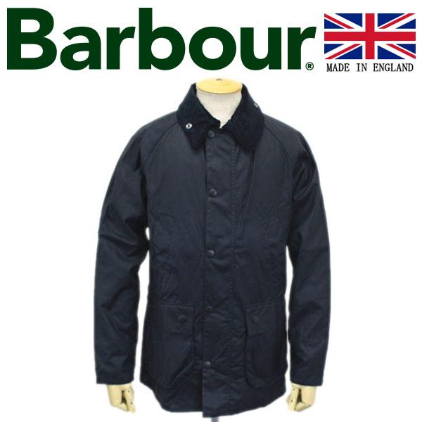 正規取扱店 BARBOUR (バブアー バブワー) 38756-087 BEDALE SL (ビデイル SL) オイルド ジャケット NAVY BBR003