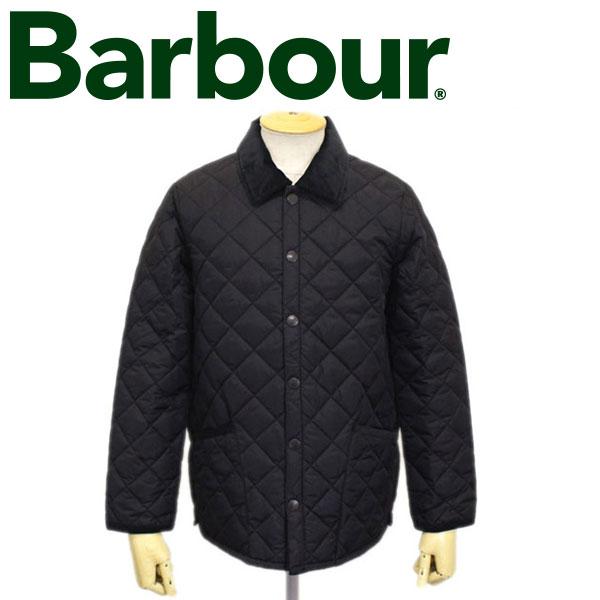 正規取扱店 BARBOUR (バブアー バブワー) 43637-009 LIDDESDALE SL (リッズデイル SL) キルト ジャケット BLACK BBR005