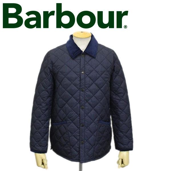正規取扱店 BARBOUR (バブアー バブワー) 43637-087 LIDDESDALE SL (リッズデイル SL) キルト ジャケット NAVY BBR007