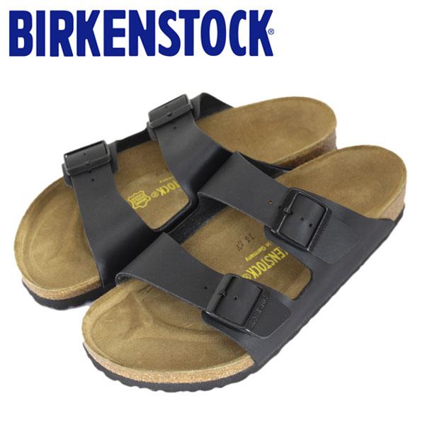 正規取扱店 BIRKENSTOCK (ビルケンシュトック) ARIZONA (アリゾナ) サンダル レギュラー (幅広) BLACK (ブラック) BI015