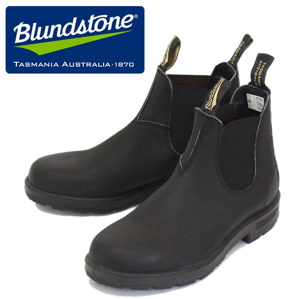 正規取扱店 Blundstone (ブランドストーン) BS510089 #510 CLASSICS クラシック チェルシー サイドゴア レザーブーツ Voltan Black BS002
