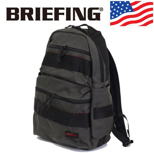正規取扱店 BRIEFING (ブリーフィング) BRF136219-011 ATTACK PACK アタックパック バックパック STEEL BR431
