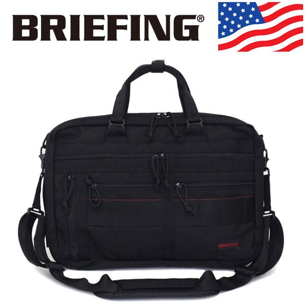 正規取扱店 BRIEFING (ブリーフィング) BRM181401-010 A4 3WAY LINER (A4 3ウェイライナー) BLACK BR354