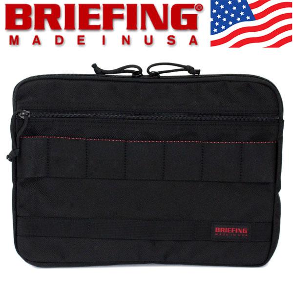 正規取扱店 BRIEFING (ブリーフィング) BRF488219-010 A4 CLUCH (A4クラッチ) BLACK BR293
