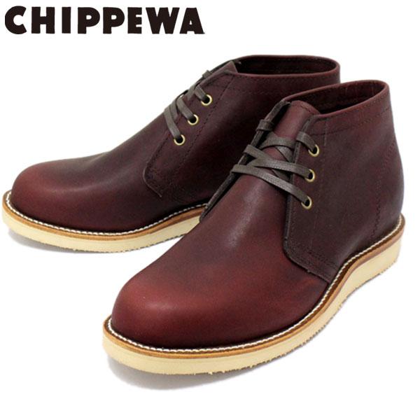 正規取扱店 CHIPPEWA (チペワ) 1955 ORIGINAL MODERN SUBURBAN BOOTS モダンサバーバン アウトドアブーツ BURGUNDY