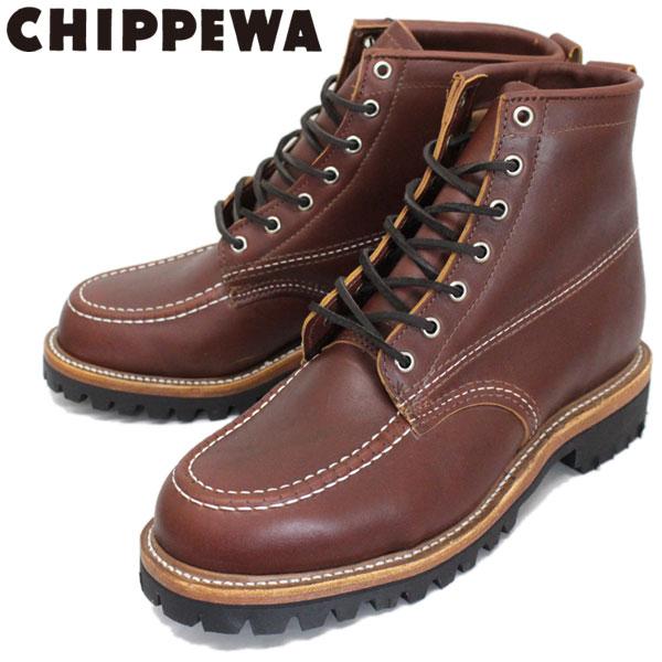 正規取扱店 CHIPPEWA (チペワ) 1975 6inch ORIGINAL INSULATED TREKKER BOOTS 6インチ モックトゥ インシュレーテッド トレッカーブーツ TAN