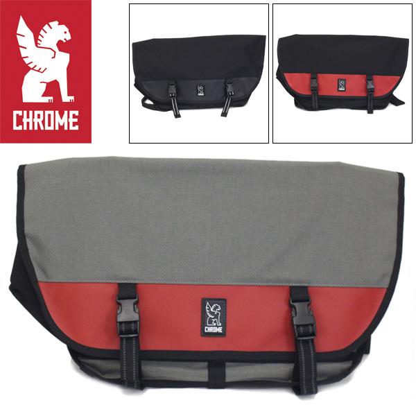 正規取扱店 CHROME (クローム クロム) BG002 CITIZEN シチズン メッセンジャーバッグ 全3色 CH255
