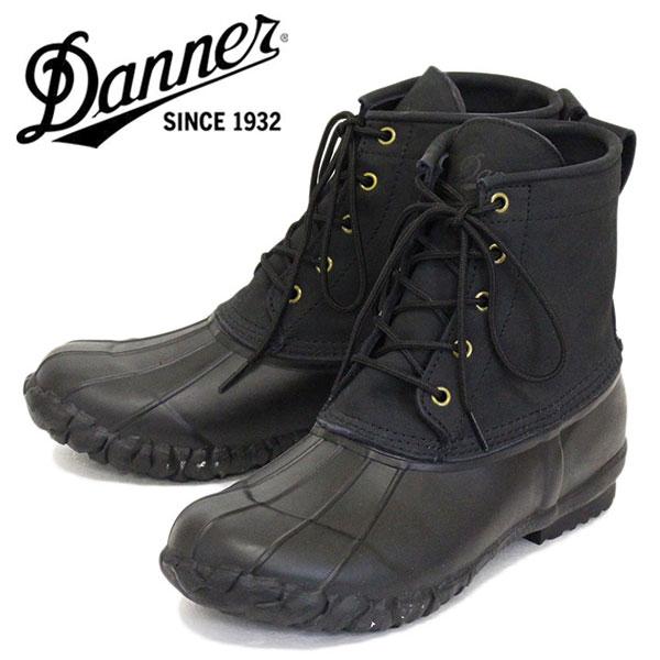 正規取扱店 DANNER (ダナー) D140014 Slusher 5Eyes B200 スラッシャー アウトドアブーツ BLACK
