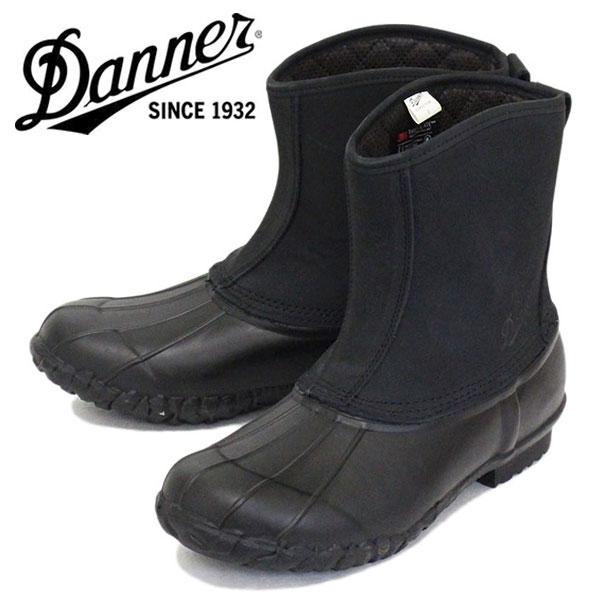 正規取扱店 DANNER (ダナー) D140015 Slusher Pullon B200 スラッシャー プルオン アウトドアブーツ BLACK