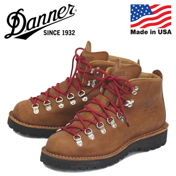 正規取扱店 DANNER (ダナー) 31528 MOUNTAIN LIGHT CASCADE マウンテンライト カスケード ブーツ Clovis アメリカ製