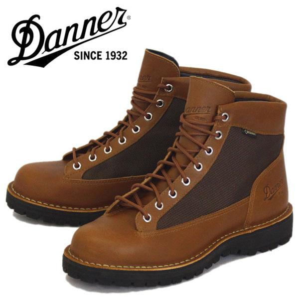 正規取扱店 DANNER (ダナー) D121003 DANNER FIELD ダナーフィールド ブーツ TAN/D.BROWN