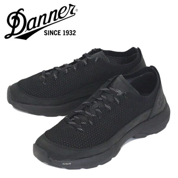 正規取扱店 DANNER (ダナー) 31332 CAPRINE LOW カプリーン ロウ シューズ JET BLACK