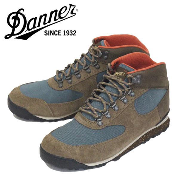 正規取扱店 DANNER (ダナー) 37240 JAG ジャグ アウトドアブーツ DW BROWN / GOBLIN BLUE