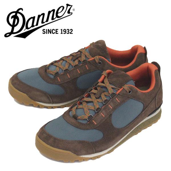 正規取扱店 DANNER (ダナー) 37402 JAG LOW ジャグ ロー アウトドアシューズ DARK EARTH / GOBLIN BLUE
