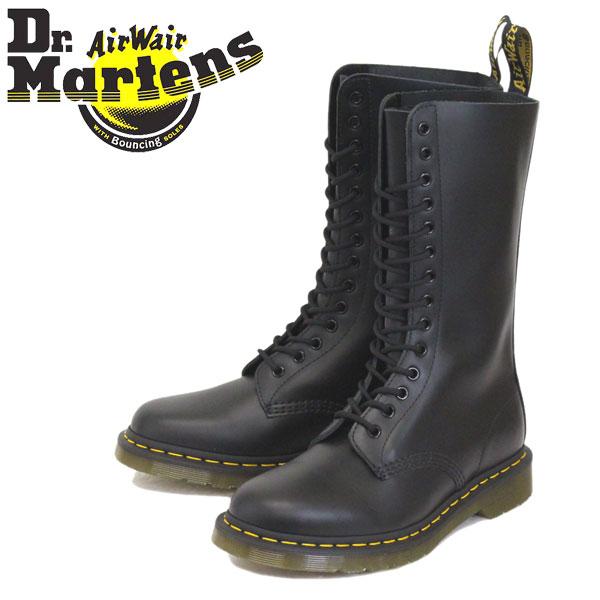 正規取扱店 Dr.Martens (ドクターマーチン) 11855001 1914 14ホール レザーブーツ BLACK