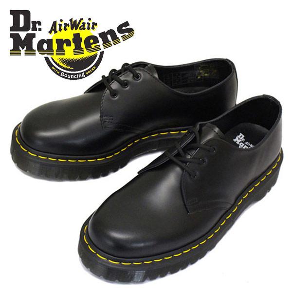 正規取扱店 Dr.Martens ドクターマーチン CORE 1461 BEX 3ホールシューズ BLACK SMOOTH