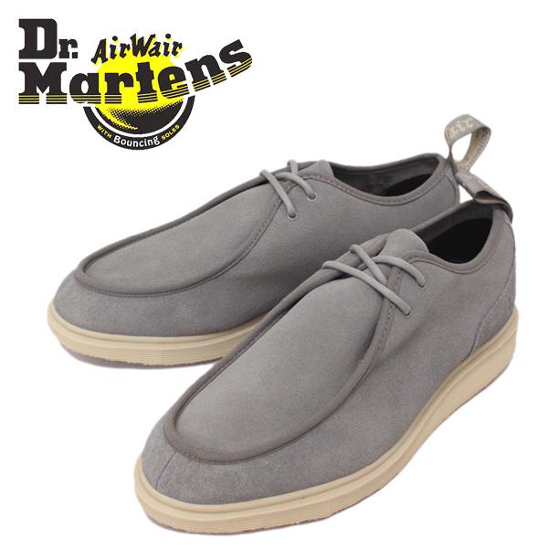 正規取扱店 Dr.Martens (ドクターマーチン) LEVERTON 2EYE SHOE (レバートン シューズ) Gray Mare