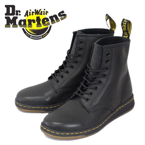 超格安一点 正規取扱店 正規取扱店 Dr.Martens Black (ドクターマーチン) NEWTON 8EYE BOOT (ニュートン (ニュートン 8ホール ブーツ) Black, SHANKARA:cbd2fac5 --- kanvasma.com