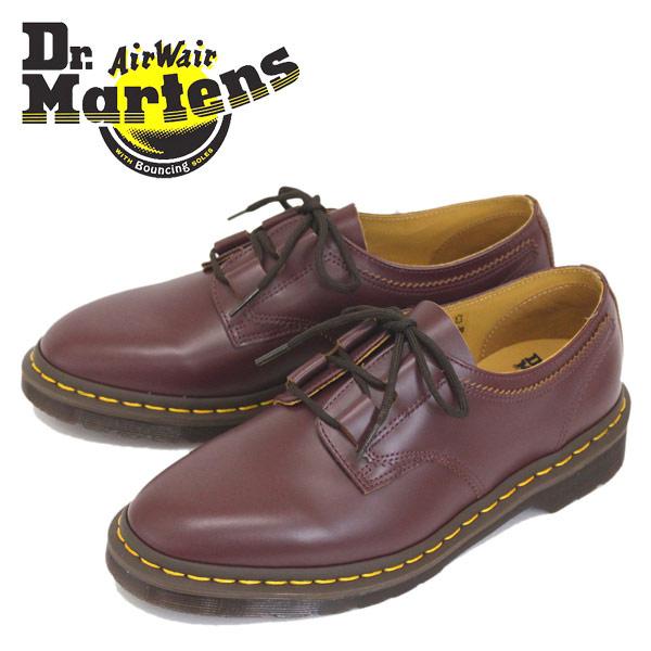 正規取扱店 Dr.Martens (ドクターマーチン) 1461 GHILLIE SHOES (ギリエ シューズ) Oxblood