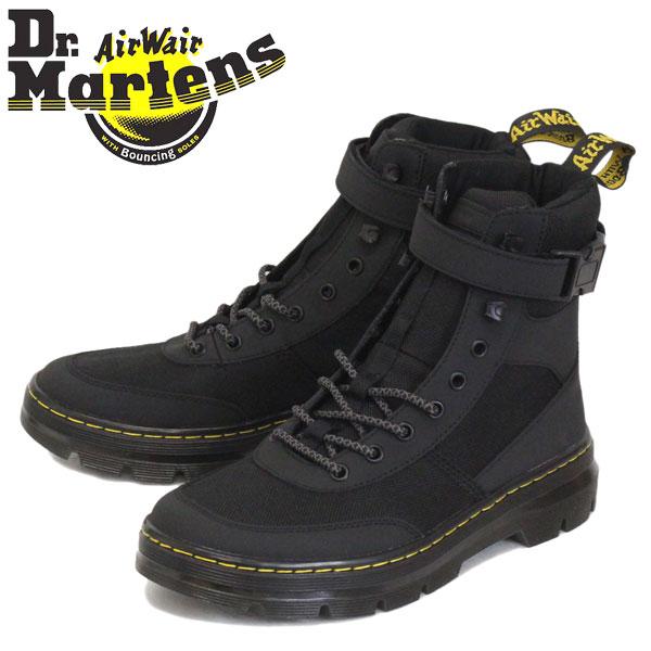 正規取扱店 Dr.Martens (ドクターマーチン) 25215001 COMBS TECH ブーツ BLACK