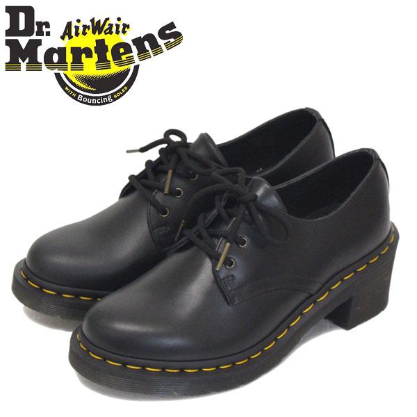 正規取扱店 Dr.Martens (ドクターマーチン) 25437001 WMS AMORY 3EYE SHOE アモリー レディース レザーシューズ BLACK