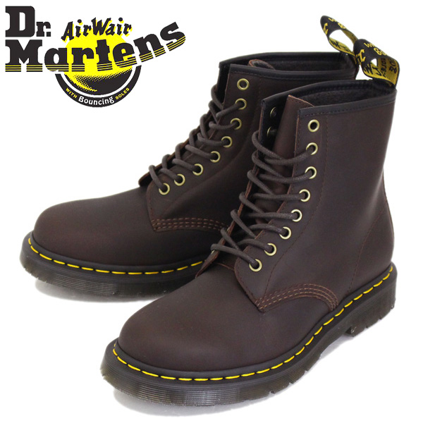 Regular dealer Dr.Martens (doctor Martin) 1460 WINTERGRIP 8 hall leather boots SNOWPLOW WP COCOA
